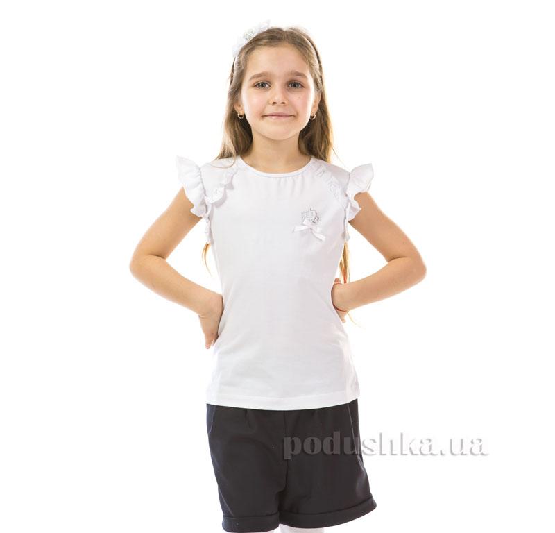 Блуза для девочки Kids Couture 17-120 белая
