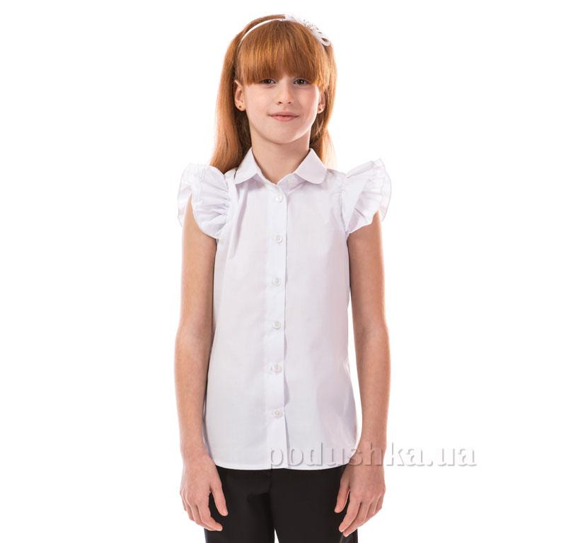 Блуза для девочки Kids Couture 17-123 белая