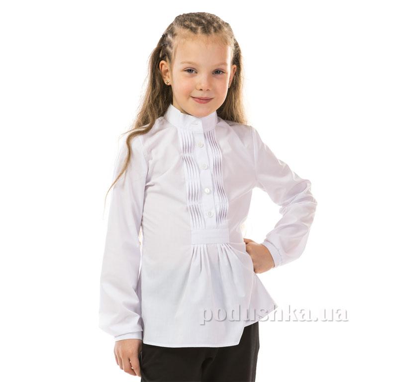 Блуза для девочки Kids Couture 17-131 белая