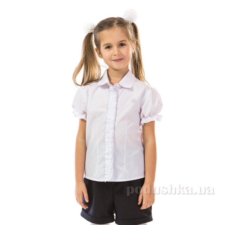 Блуза для девочки Kids Couture 17-136 белая