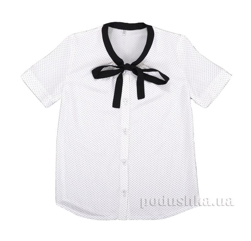 Блуза Klara Timbo R010220 в горошек
