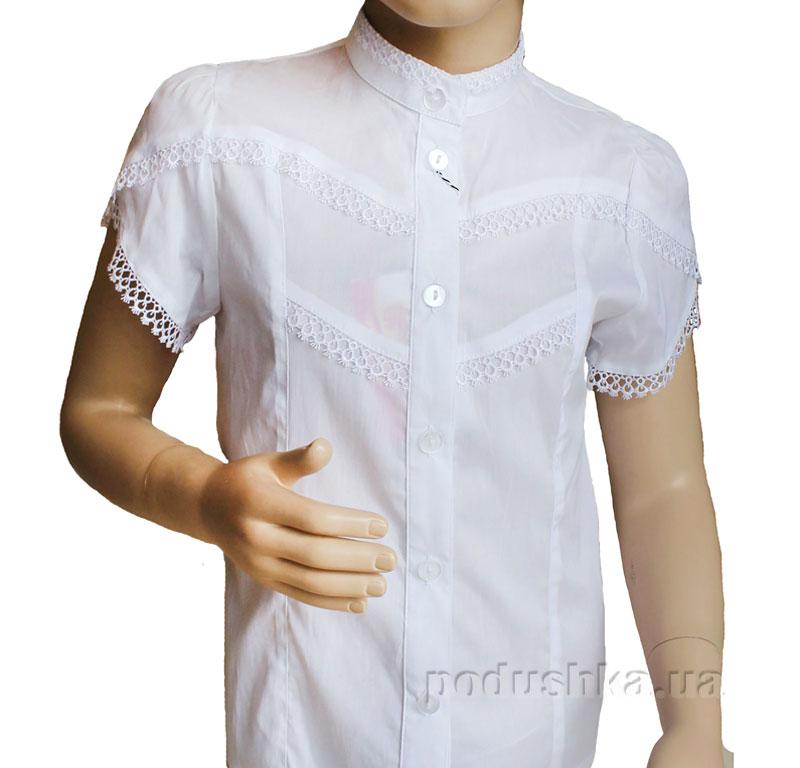 Блуза Новая волна Промiнь ВД-1521 а белая