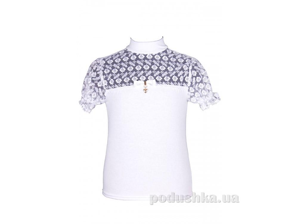 Блуза Tashkan Американка с коротким рукавом