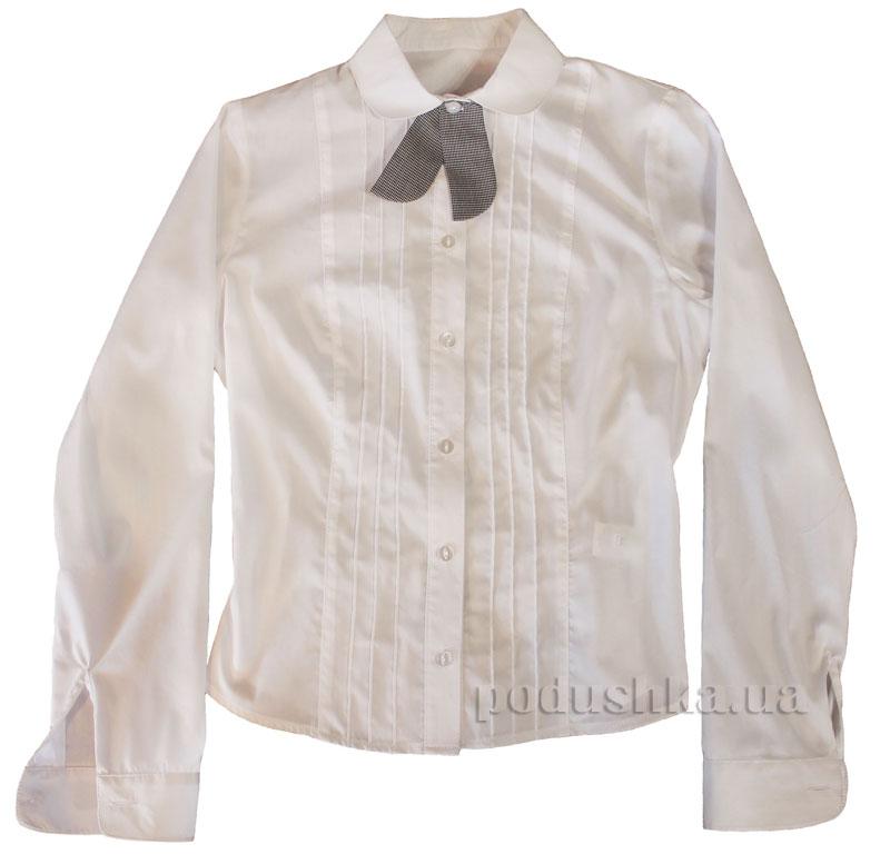 Блуза Трешка Промiнь Д-1578 белая