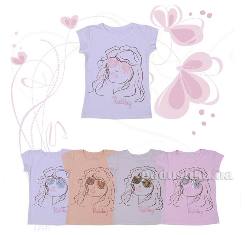 Блузка детская Фламинго 827-416