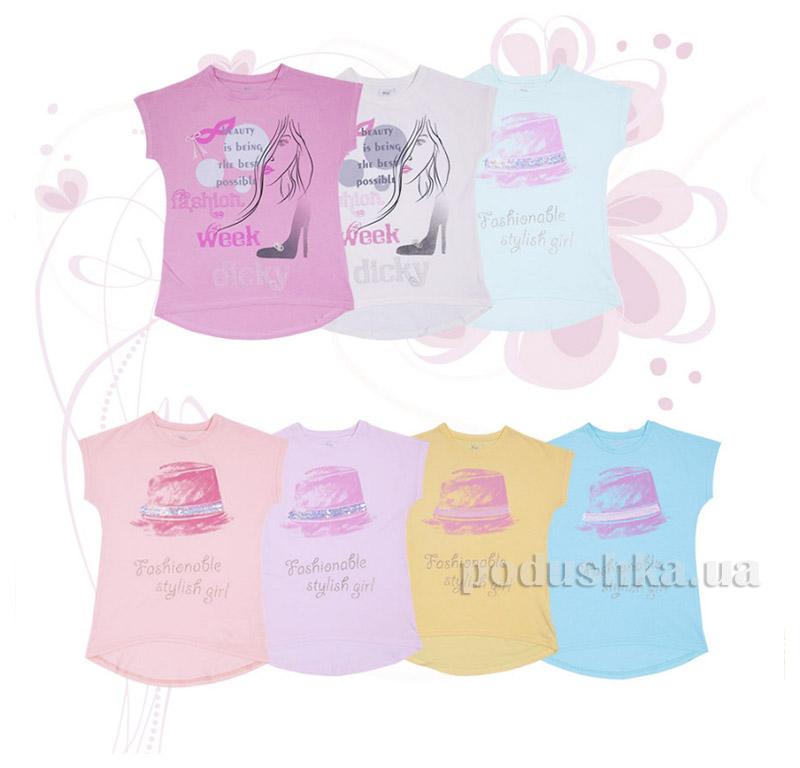 Блузка детская Фламинго 830-114И