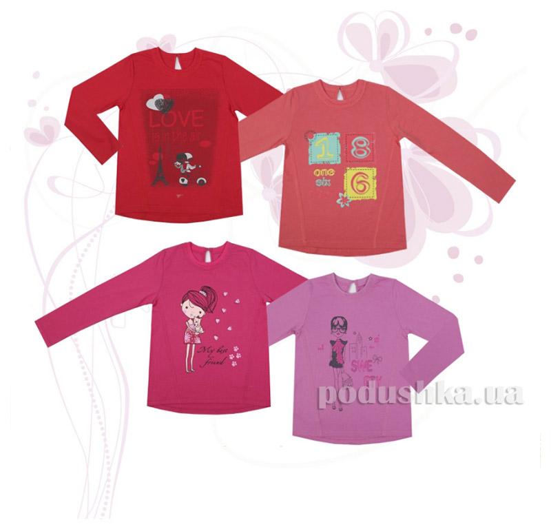 Блузка детская Фламинго 847-114