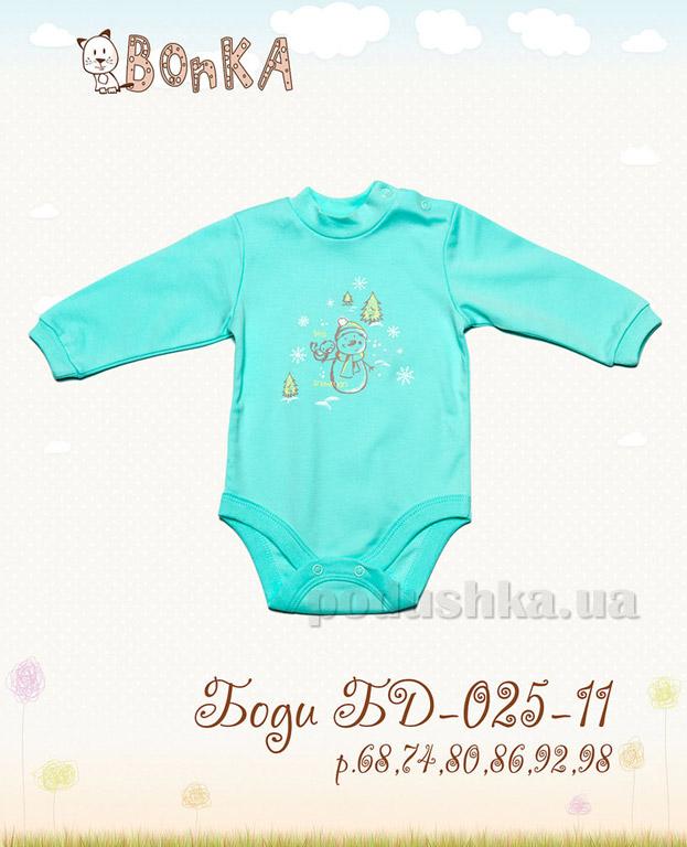 Боди Bonka БД-025-11 ментол