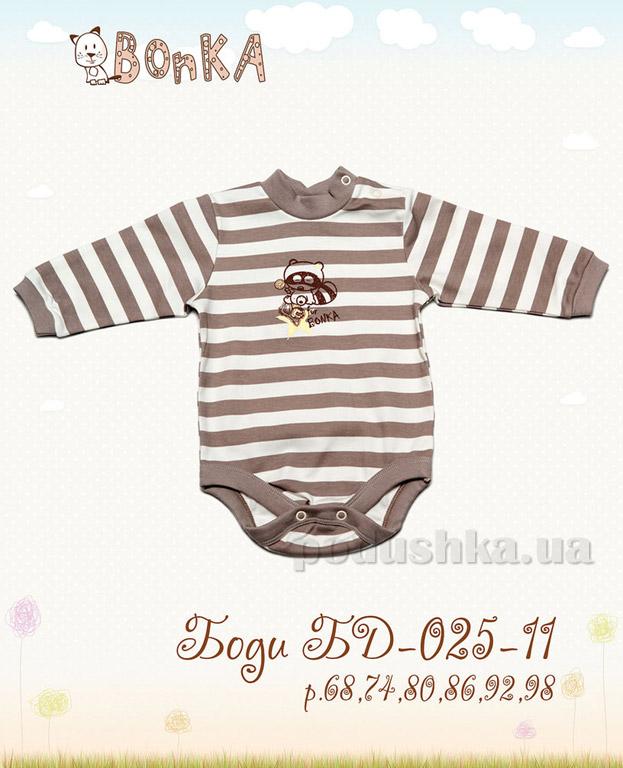 Боди Bonka БД-025-11 полоска