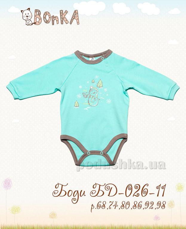 Боди Bonka БД-026-11 ментол