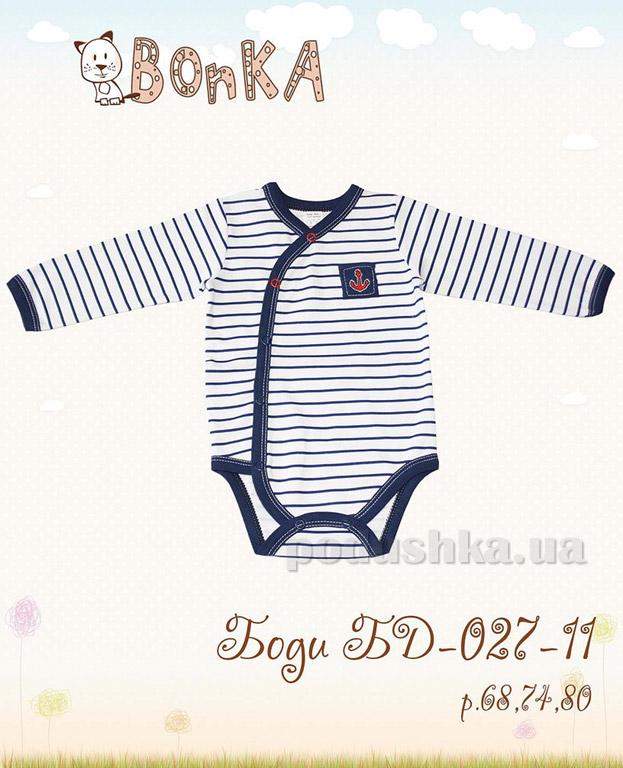 Боди Bonka БД-027-11 полоска