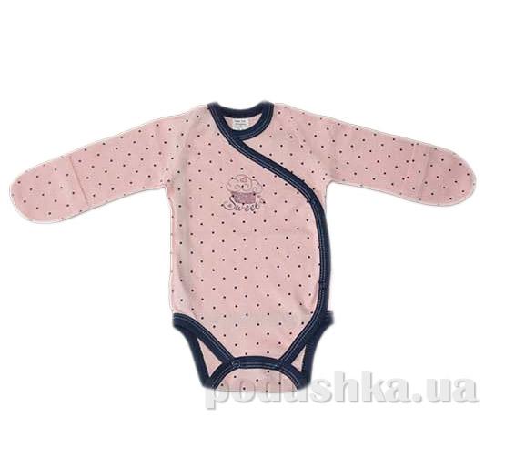 Боди Bonka БД-043-11 розовое
