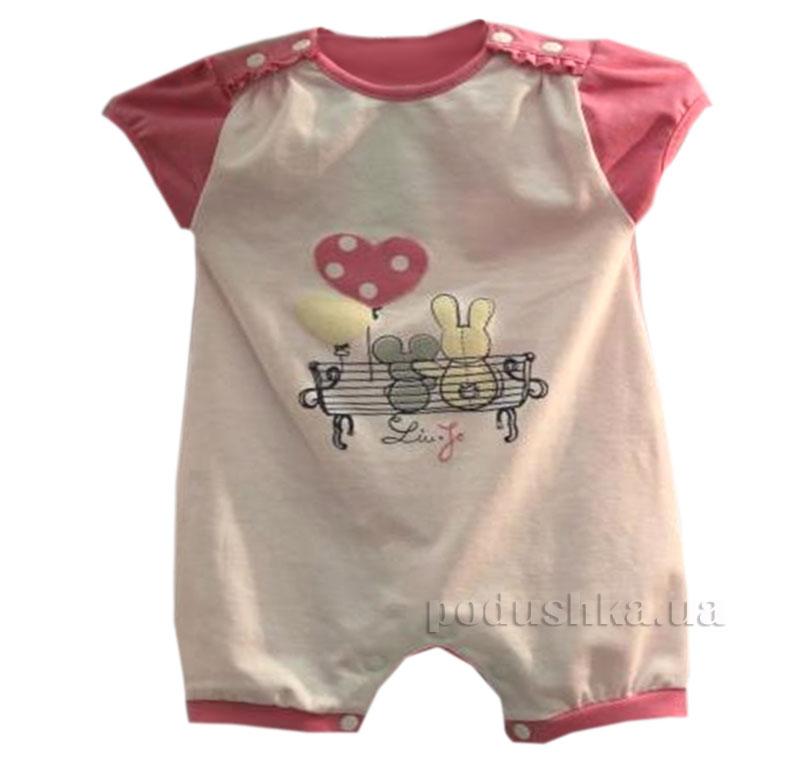 Боди для девочки Baby Life 1.-45