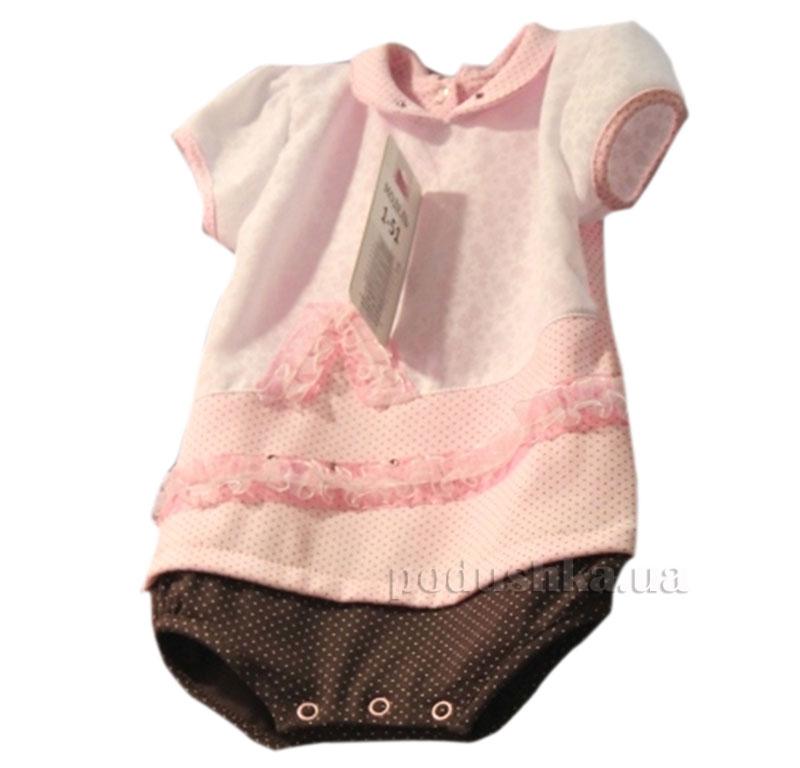 Боди для девочки Baby Life 1.-51 с юбочкой