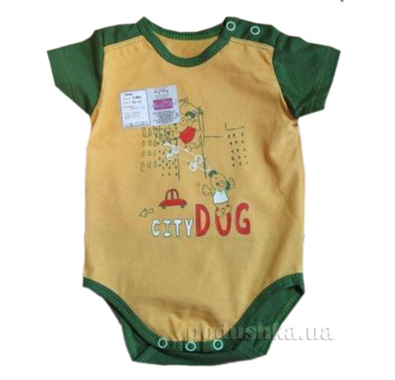 Боди для мальчика Baby Life 1-29н