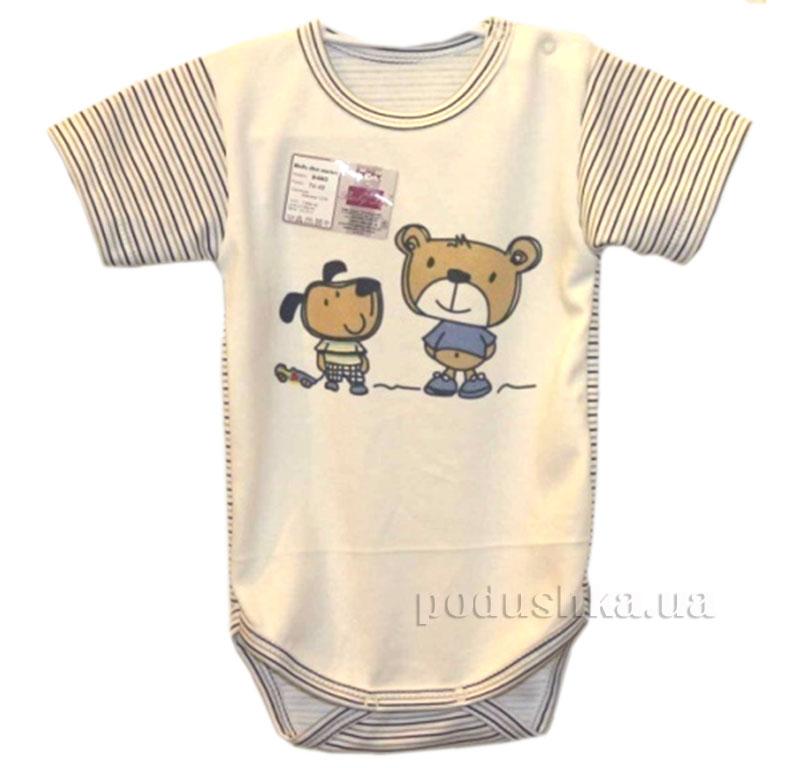 Боди для мальчика Baby Life 9-040 интерлок