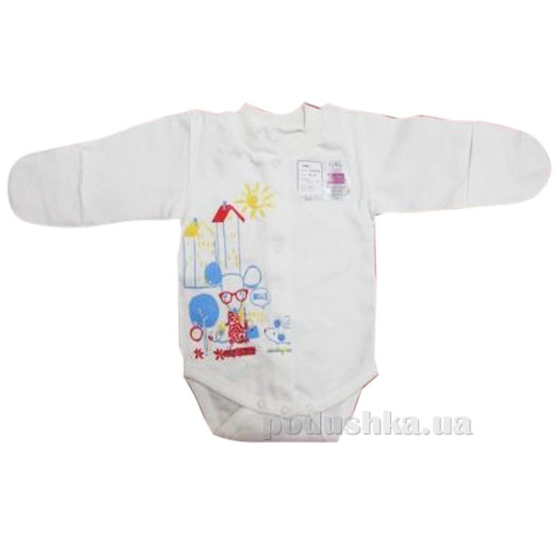 Боди для малыша с длинным рукавом К-3-.11