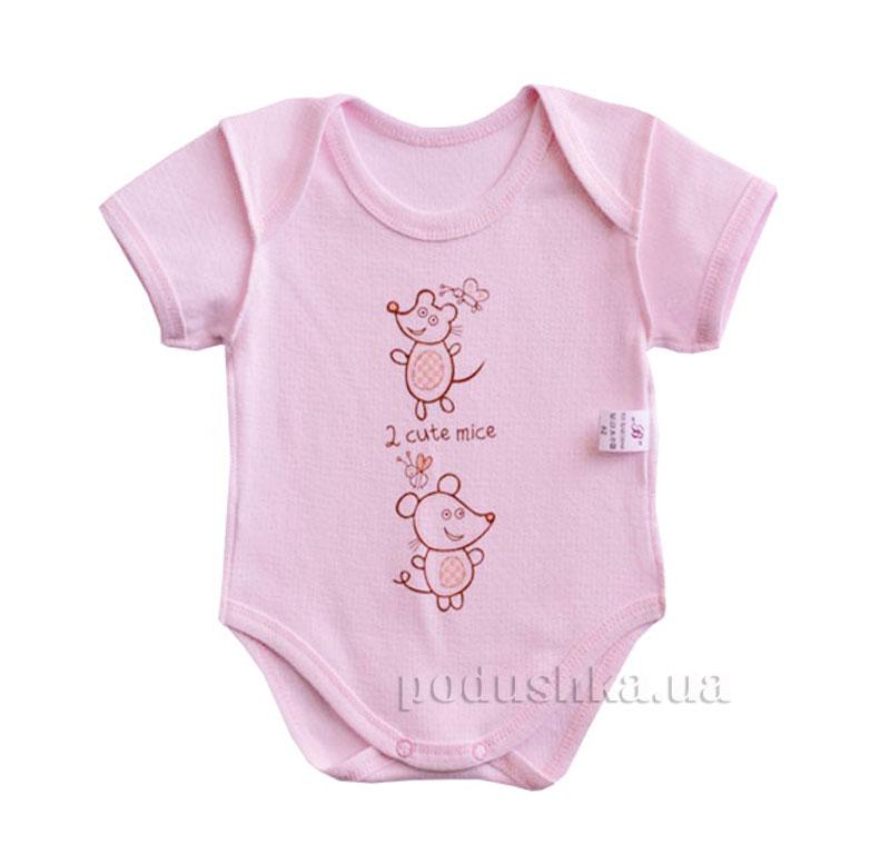 Боди для малышей Мышонок Витуся 0504001
