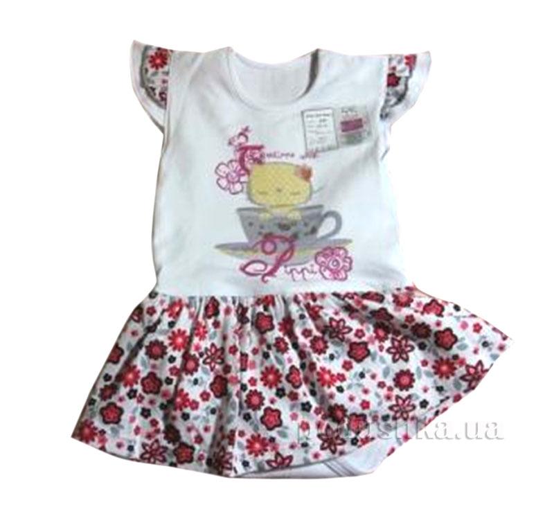 Боди с юбочкой Baby Life 9-04н интерлок