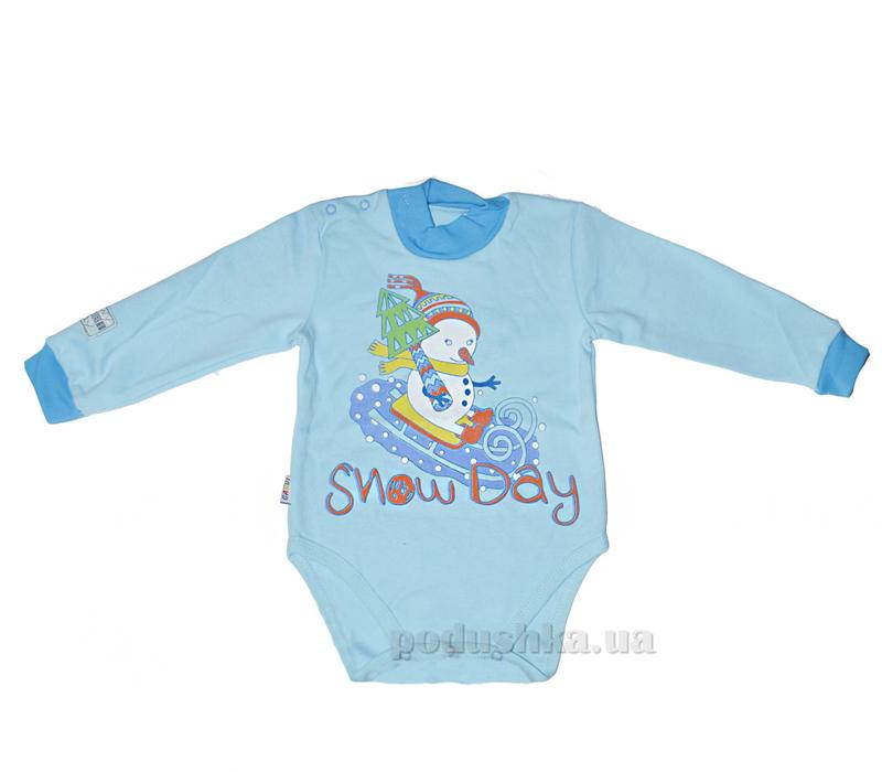 Боди Снеговик Габби 00422