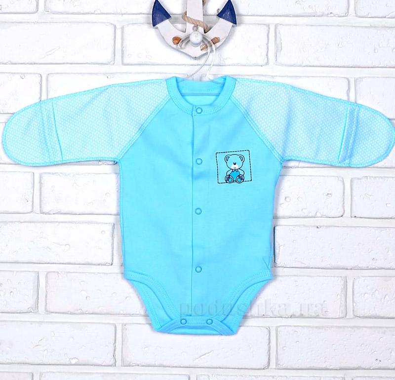 Боди Татошка 14953 голубой