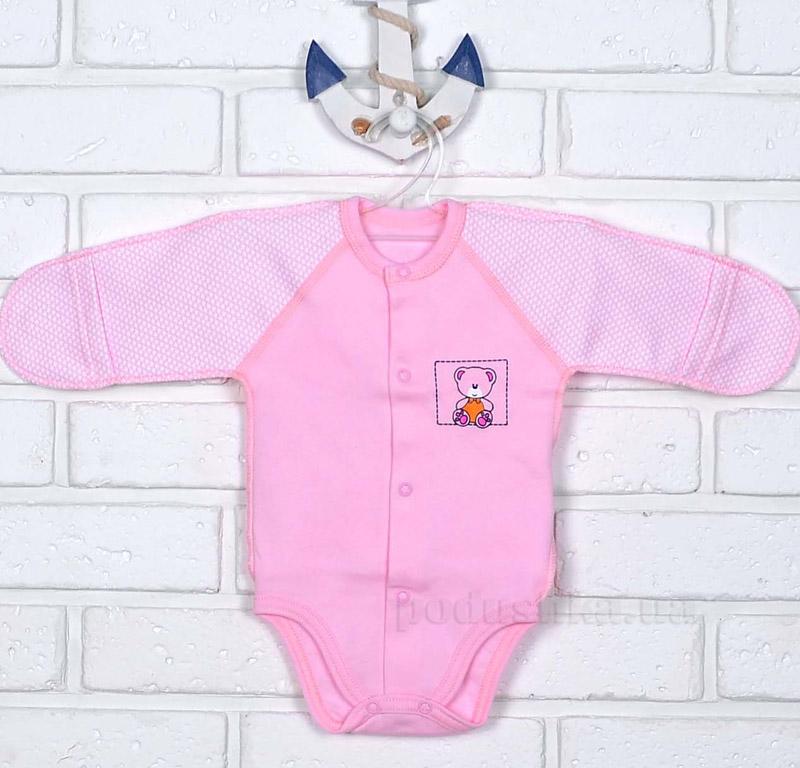 Боди Татошка 14953 розовый