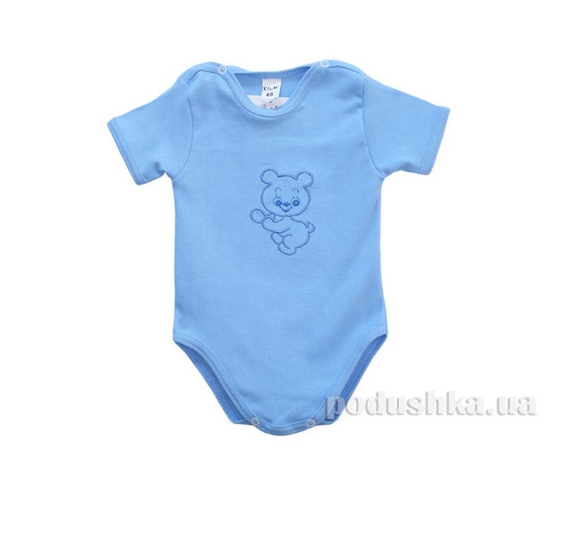 Боди-футболка Клим БД-20 голубой