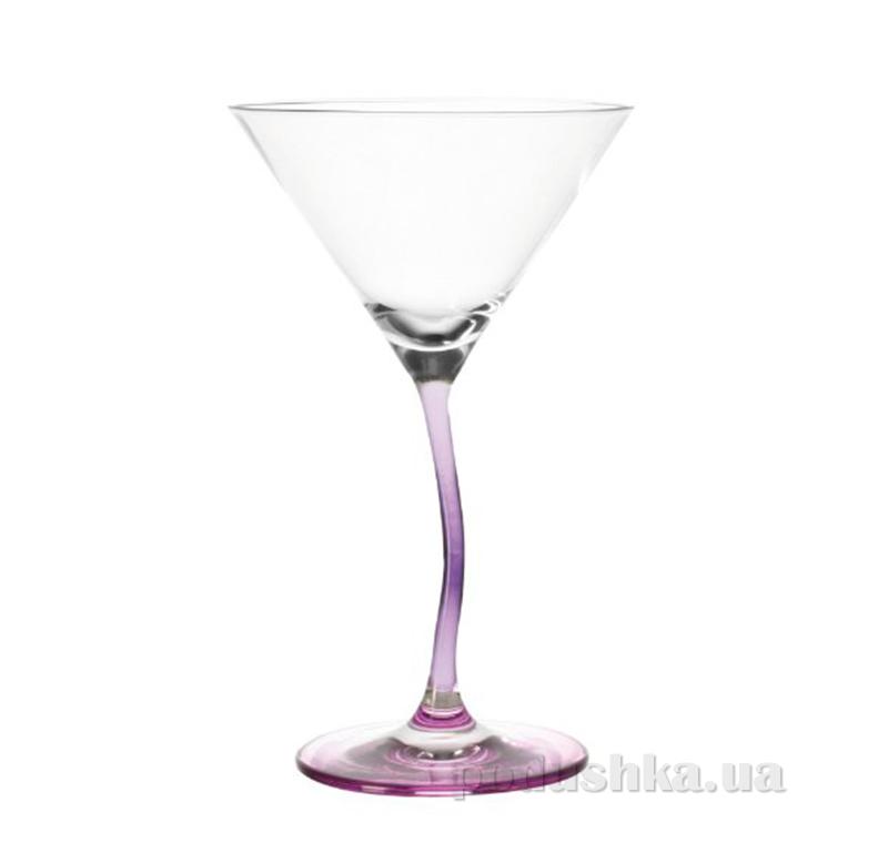 Бокал для коктейля Leonardo Modella фиолетовый