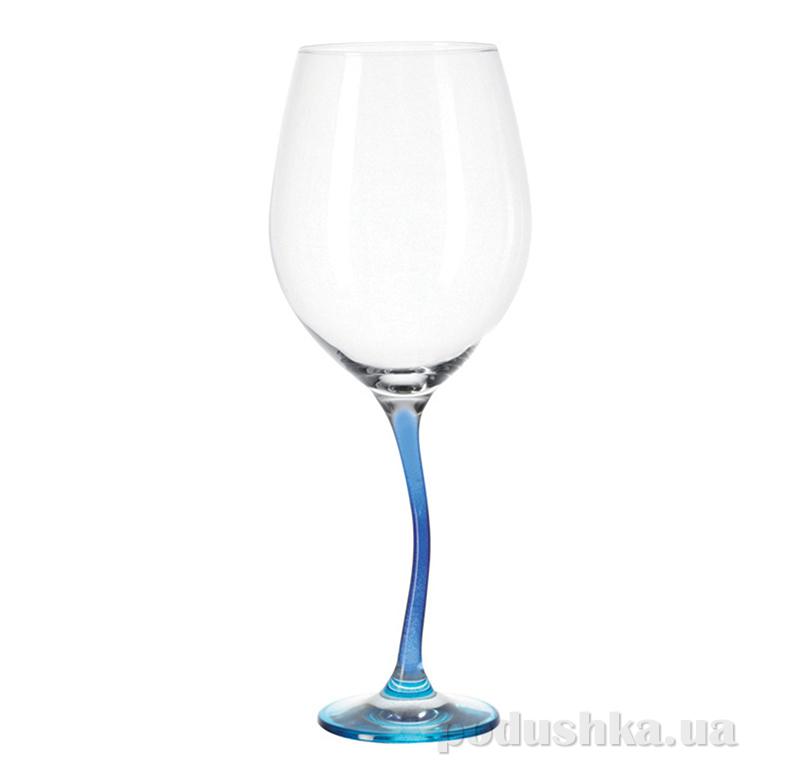 Бокал для вина Leonardo Modella синий