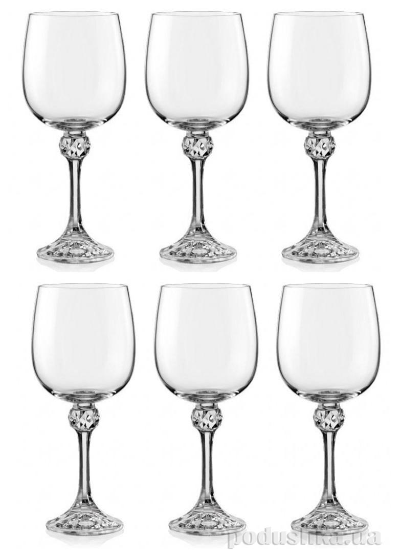 Бокалы для вина/воды Julia 230мл Bohemia
