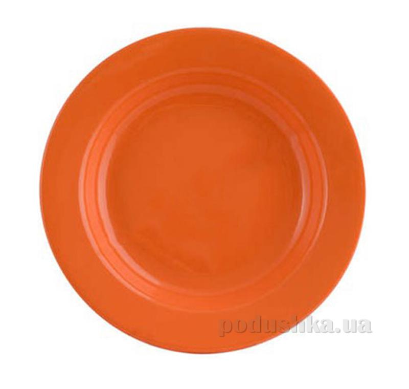 Большая миска Cesiro оранжевая