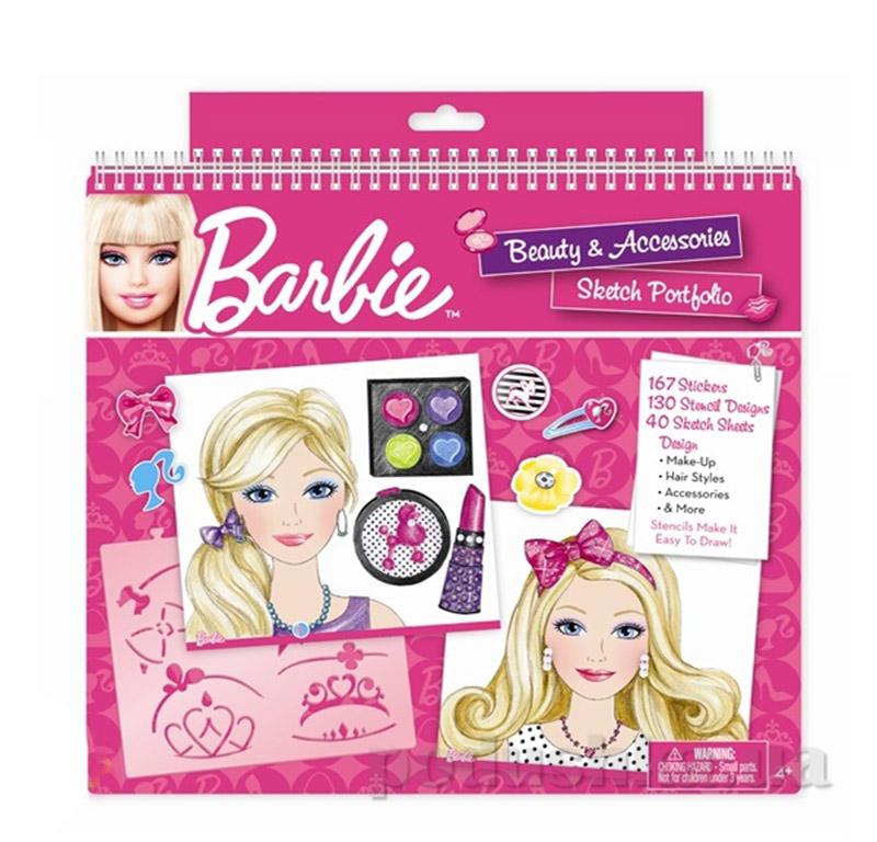 Большой набор для творчества Барби Fashion Angels 22274