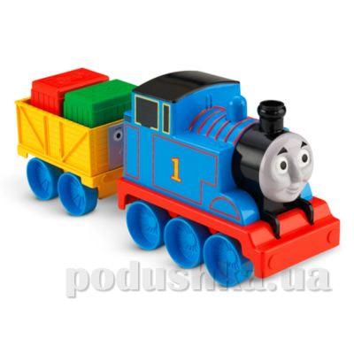 Большой паровоз Мой первый Томас серии Томас и Друзья BCX71