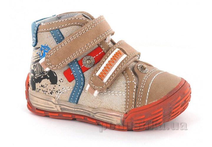 Ботинки Bartek 91321-39K
