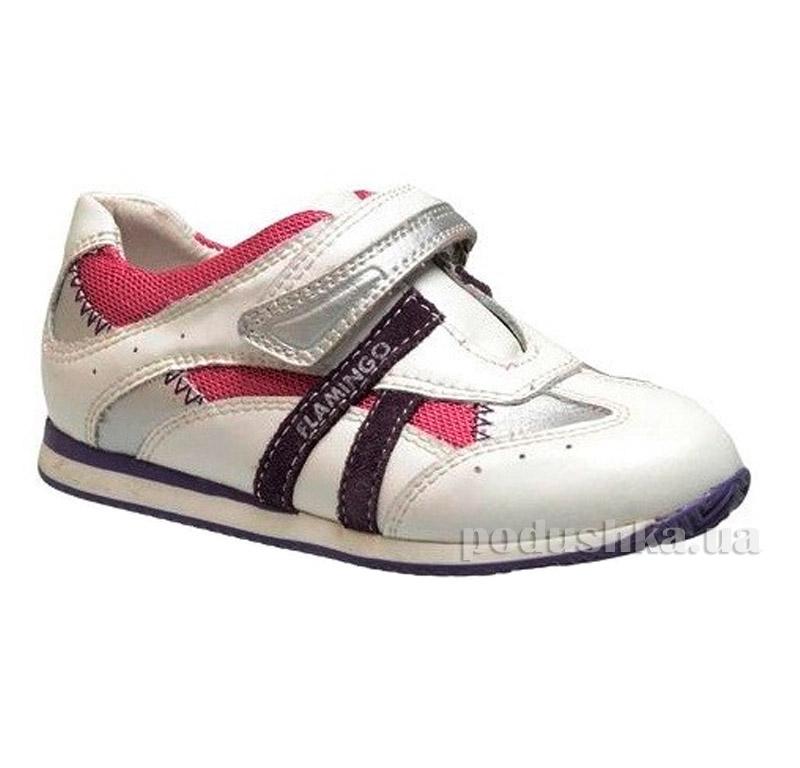 Ботинки для девочки Flamingo FP4307