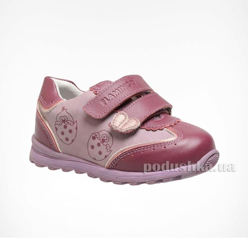 Ботинки для девочки Flamingo ХР4810