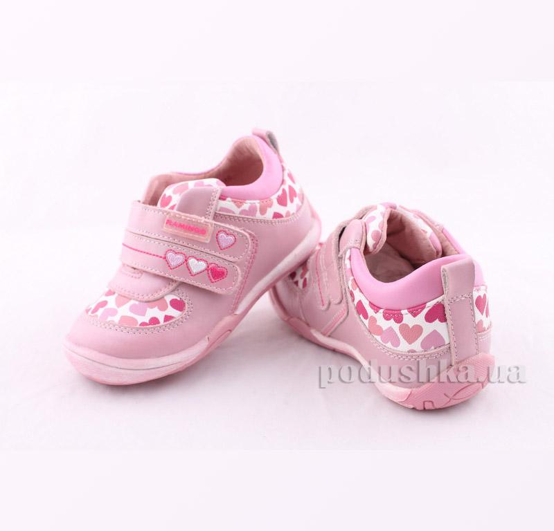 Ботинки для девочки Flamingo ВР2245