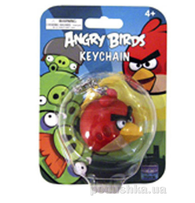Брелок фигурный Angry Birds птичка красная 92252