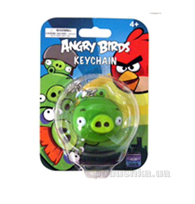 Брелок фигурный Angry Birds свинка 92256
