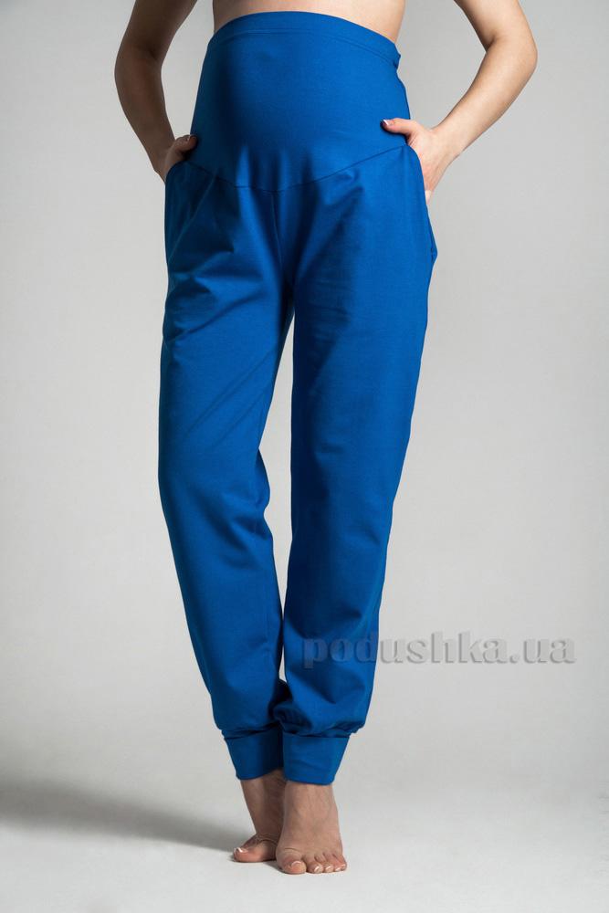 Брюки для беременных MiMi 15006 синие