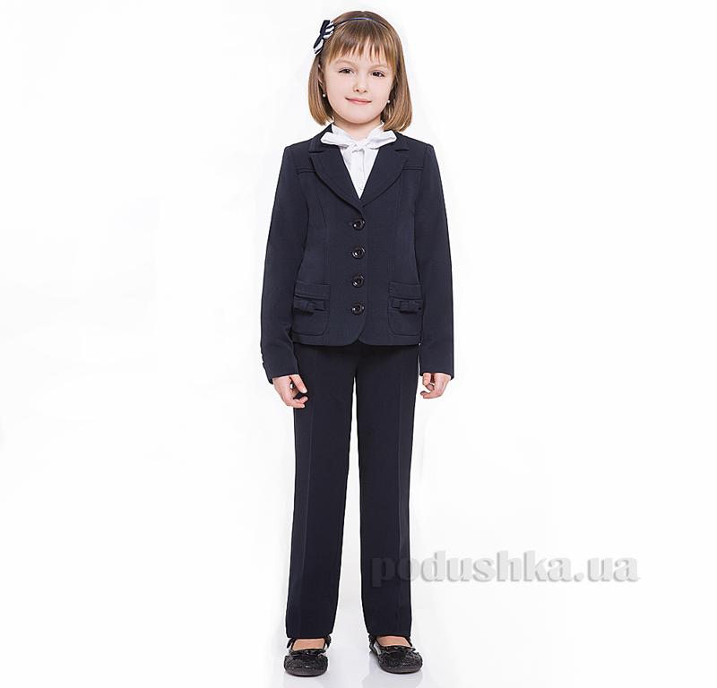 Брюки для девочки Panda ПА-04660-11 синие