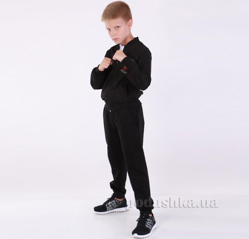 Брюки для мальчика Димакс БРМ 530 черные