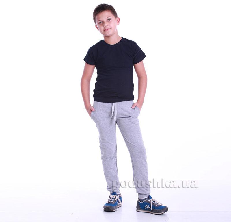 Брюки для мальчика Димакс БРМ 530 светло-серые