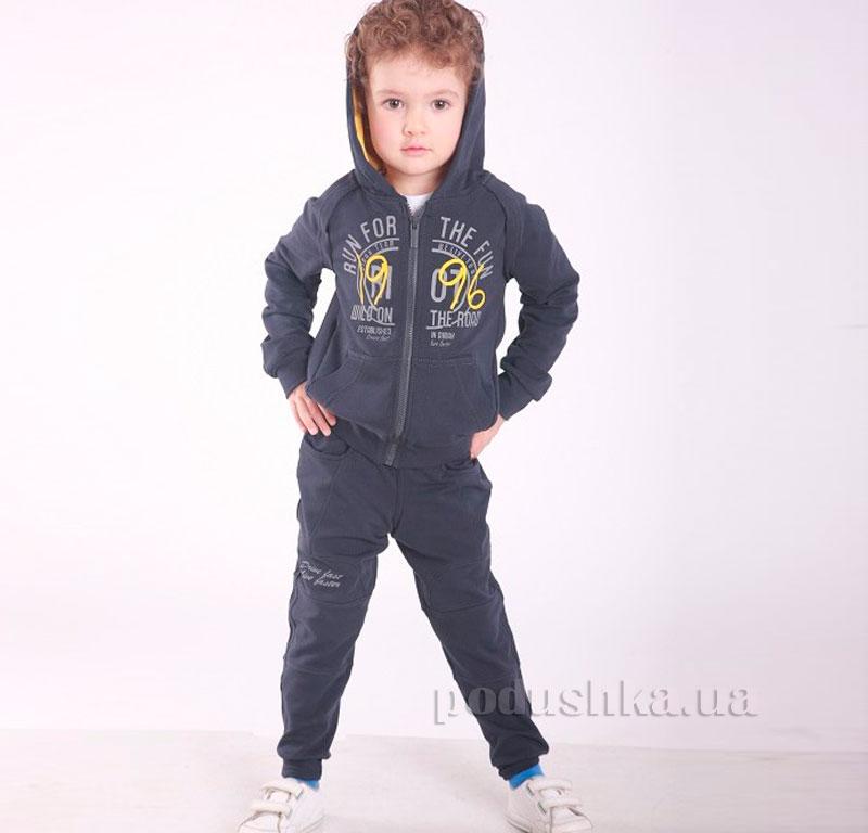 Брюки для мальчика Димакс БРМ 531 синие