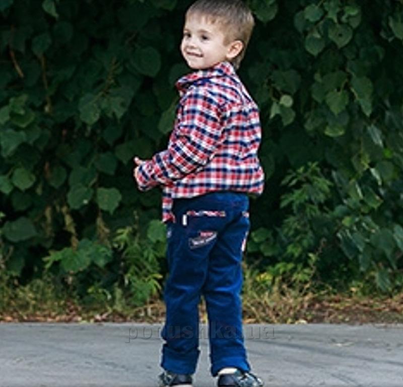 Брюки для мальчика ШР236