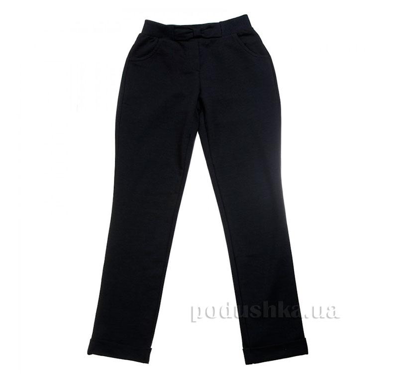 Спортивные брюки Бант Kids Couture 17-203 черные