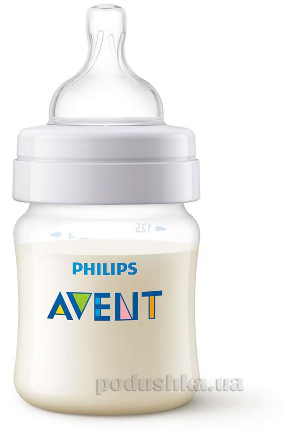 Бутылочка для кормления Avent Classic+ 125мл Avent SCF560/17