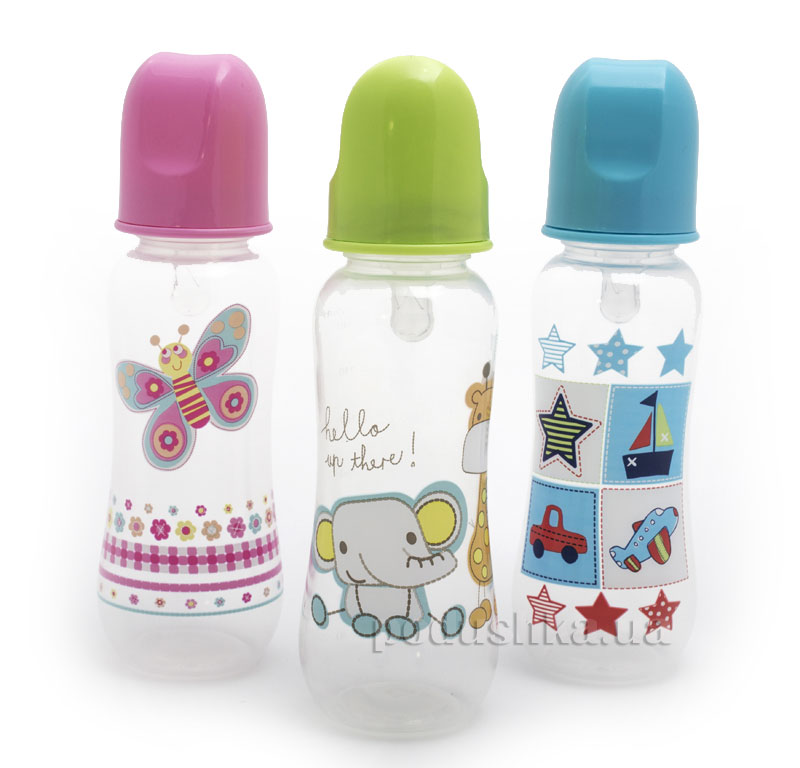 Бутылочка для кормления Lindo LI 106