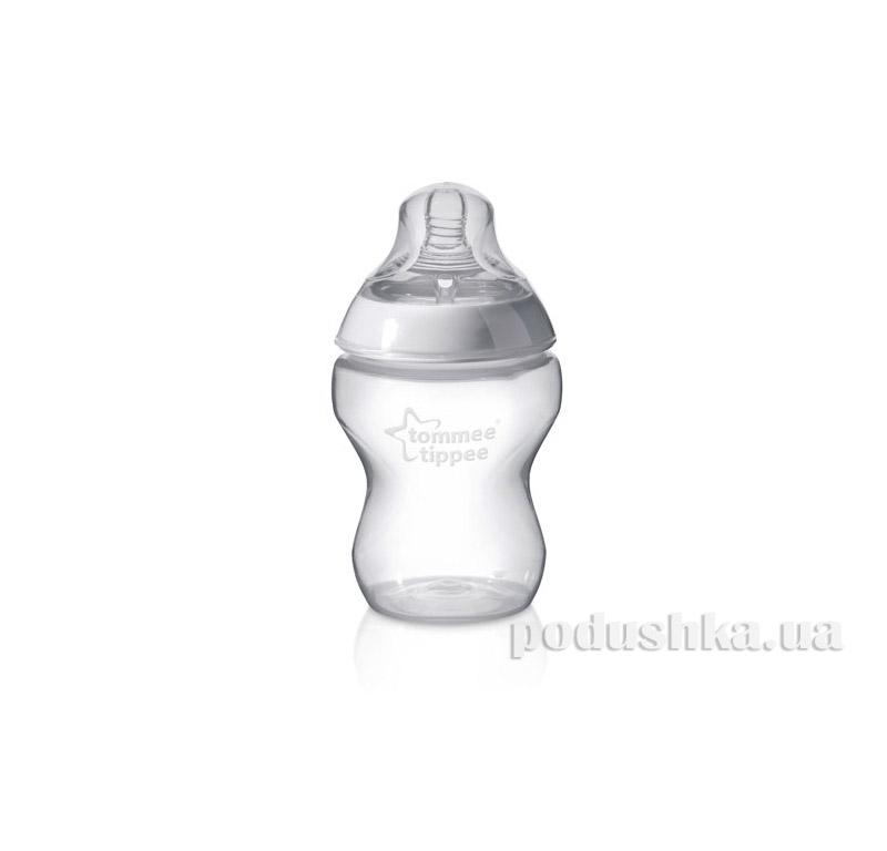 Бутылочка для кормления Tommee Tippee Closer to Nature 260 мл 42250086