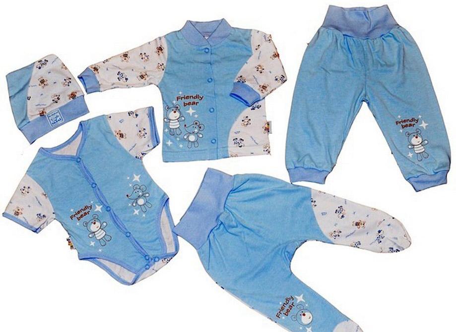 Комплект для новорожденных Мишутки Габби 00029